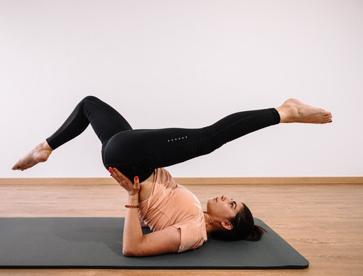 professora pilates Vânia Nogueira porto